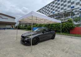 3m x 4.5m tent for cars
