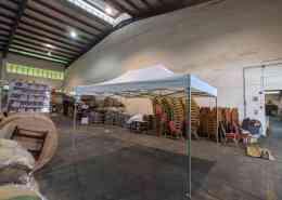 3m x 4.5m portable tent