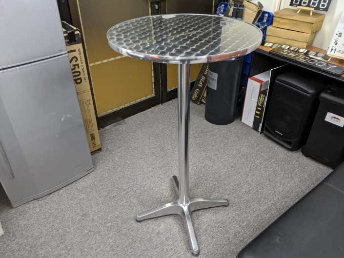 2ft cocktail table 110cm high