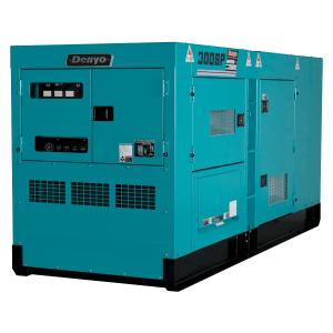 300kVA Denyo generator