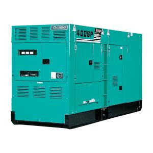 400kVA Denyo generator