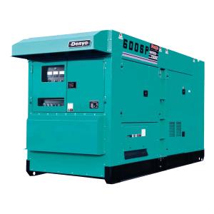 600kVA Denyo generator