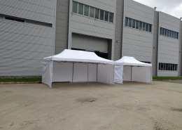 3m x 6m storage tents