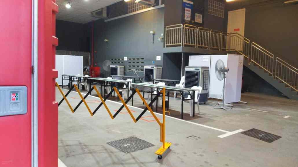 Air Coolers for quarantine area-covid19