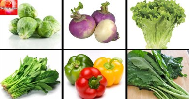 fruits and vegetables for good eyes