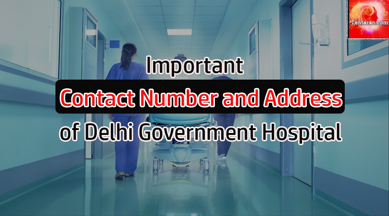Phone numbers of Hospitals in Delhi