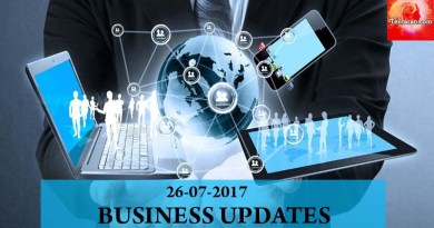 India business news headlines 26th July