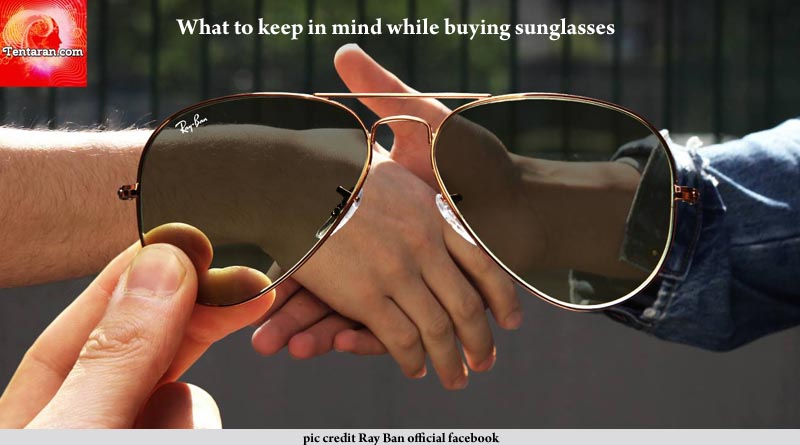 What to keep in mind while buying sunglasses