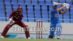 India's Tour Of West Indies: India Trounce West Indies