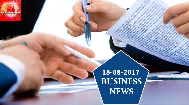 India business news headlines 18th August