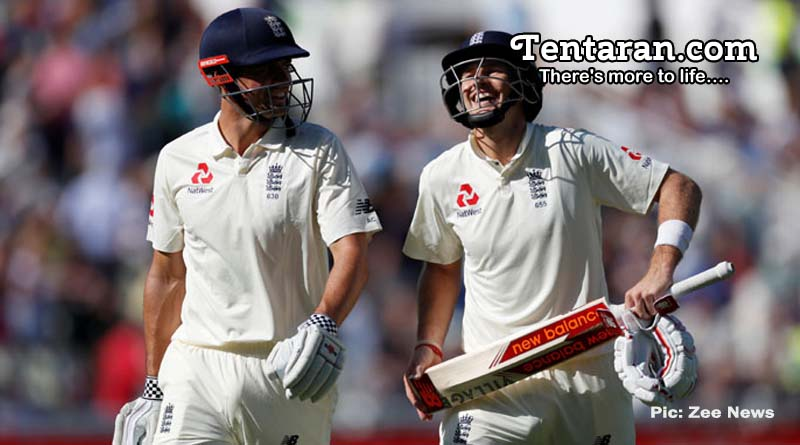 England V. West Indies: 1st Test , Day 1 -As It Happened