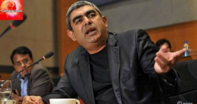 Vishal Sikka has resigned from Infosys