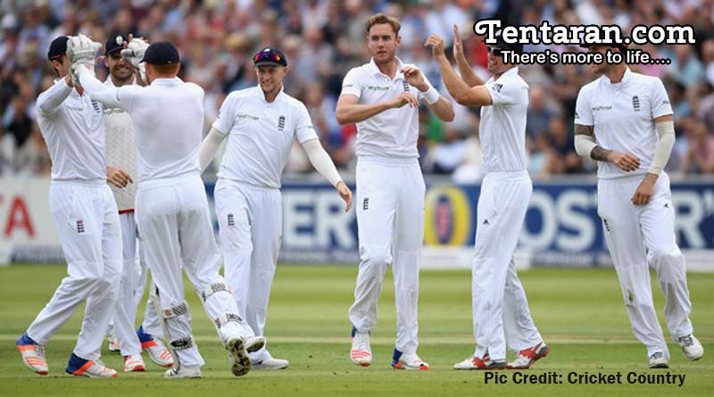 England V. South Africa Fourth Test: England Win To Seal Series 3-1