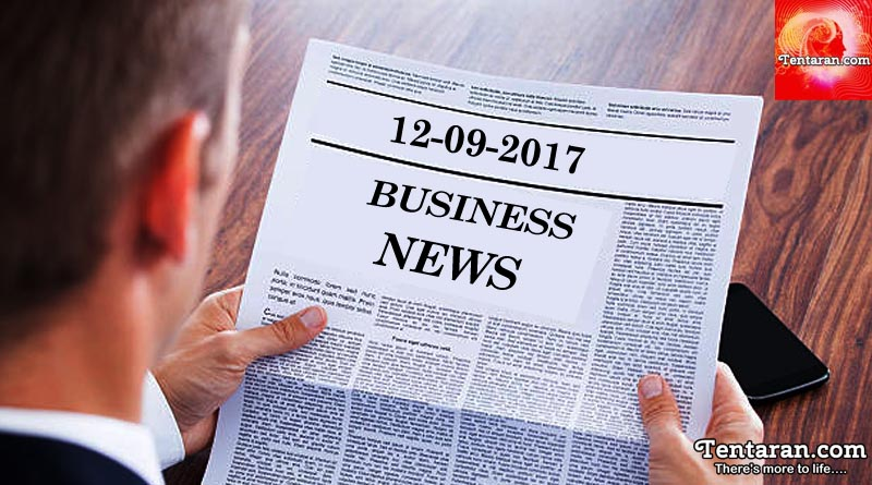 India business news headlines 12th September