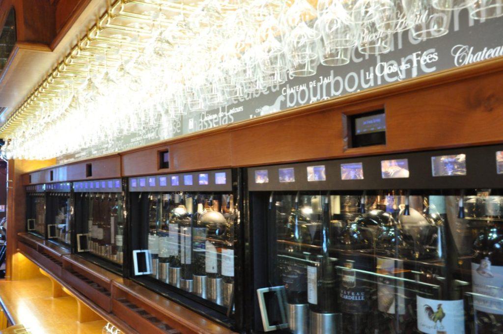 Les Grands Buffets à Narbonne, vins et douceurs sucrées