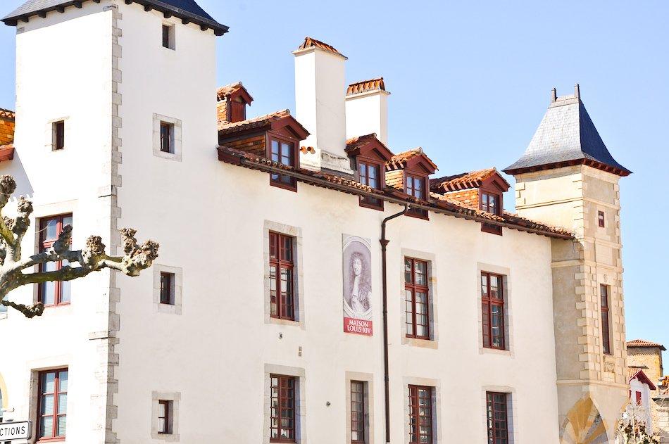 La maison LouisXIV St Jean de Luz