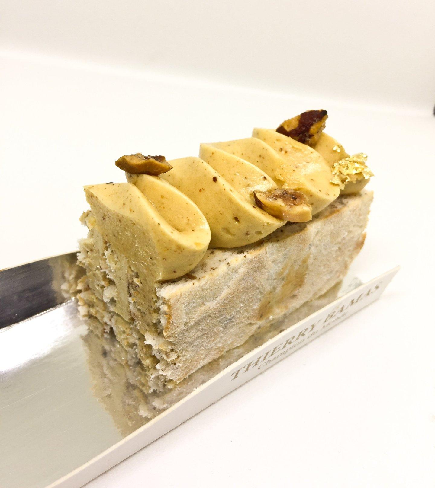 Le gâteau russe de Thierry Bamas