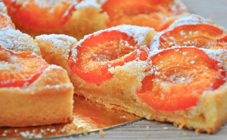 Ma recette de tarte à l'abricot et amande