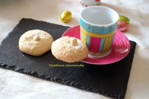Biscuit à l'amande de Sardaigne