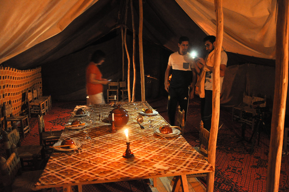Campement Akka N'ait Sidi Tissint