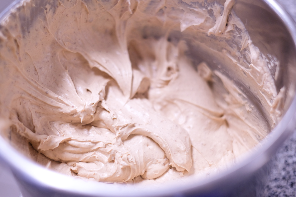 La crème pralinée de Philippe Conticini