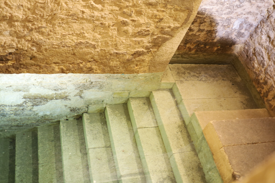Le Mikvé bain rituel juif à Montpellier
