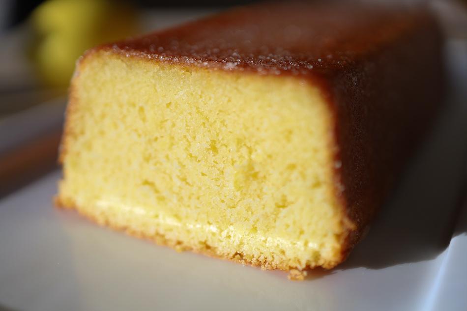 Une potion de cake ultime au citron