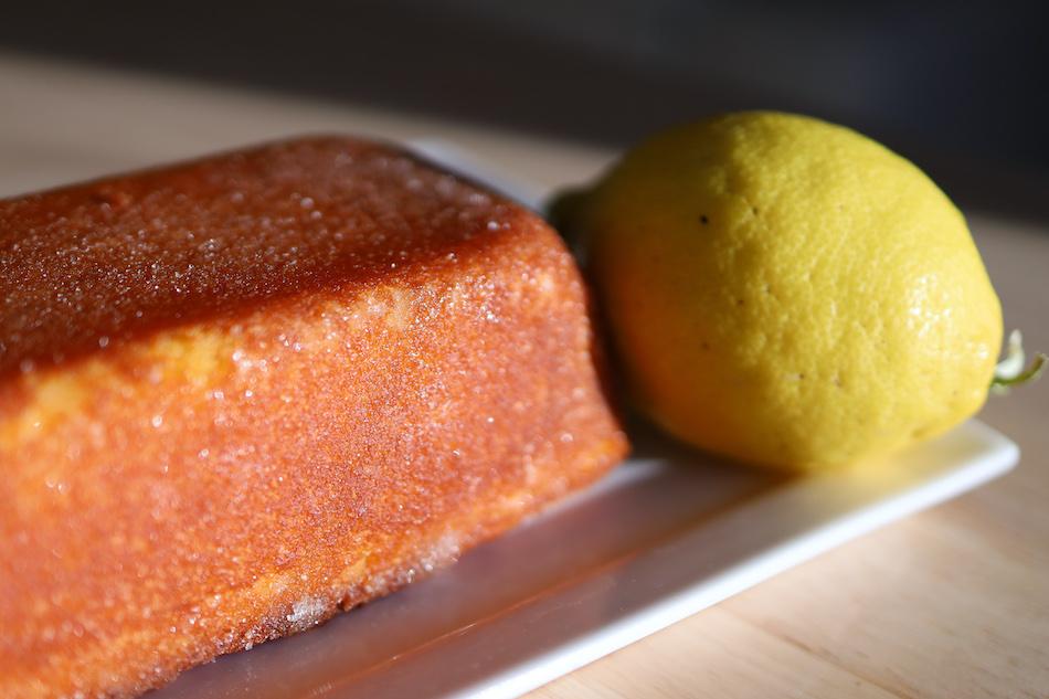 Le cake ultime au ciron se dévoile