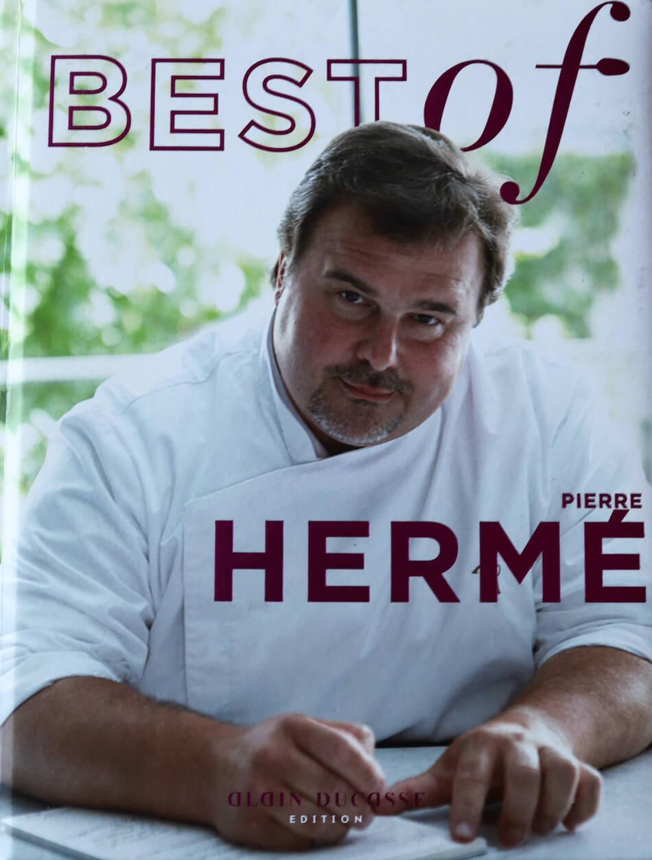 Pierre Hermé Best of le livre