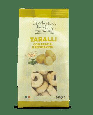 Linea Gourmet - Taralli Patate e Rosmarino