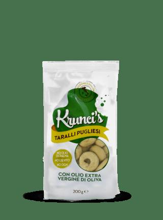 Linea Krunci's - Taralli pugliesi con olio EVO