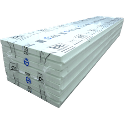 Horizontal stretch packaging item 4 - XPS plates