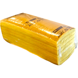 Horizontal stretch packaging item 5 - Insulation material (mineral wool, glass wool, rock wool, paper wool, textile wool)