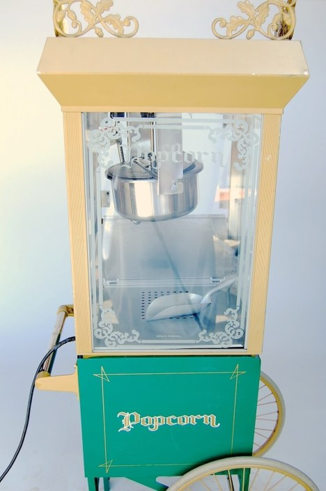 concession rentals- Cotton Candy Machine