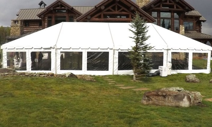 Tent Rentals- NaviTrac Tent