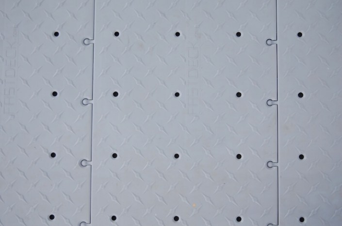 Flooring Rental- Gray Fast Deck