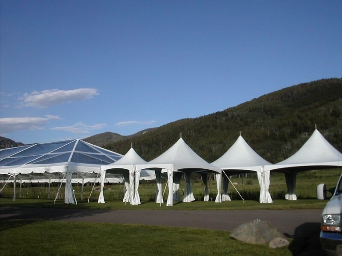 Navitrac Clear Tent & Century Tents