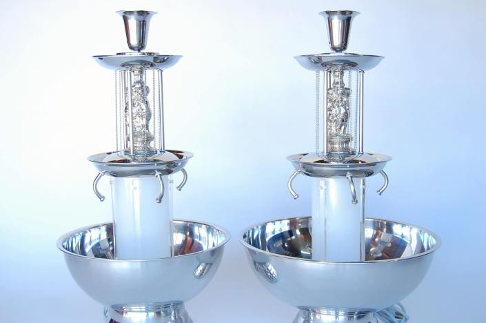 Food and Beverage Rentals-Champagne Fountains