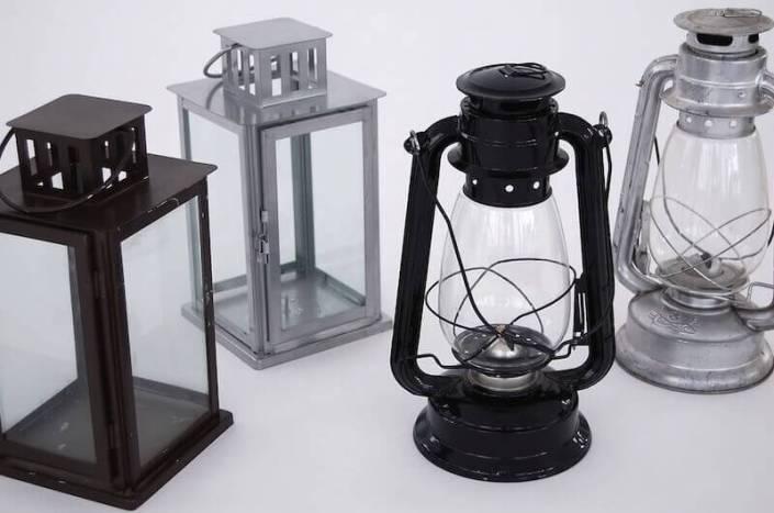 Miner's & Western Oil Lanterns