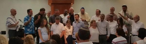 September Ordination of New Elders