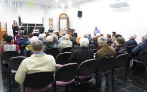 Serving Holocaust Survivors in Upper Nazareth