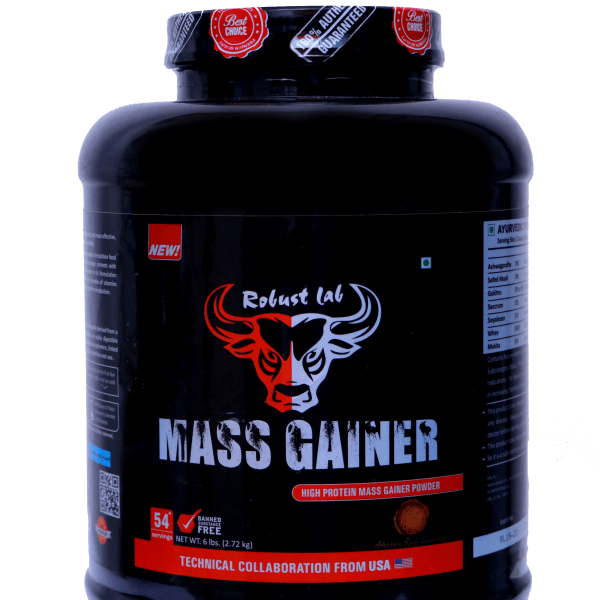 Robust lab mass Gainer