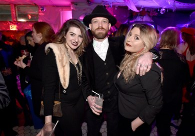 BROOKLYN, NY - MARCH 27: Guests attend I.R.Love presented by Espolon at House Of Yes on March 27, 2018 in Brooklyn, New York. (Photo by Bryan Bedder/Getty Images for Espolon)