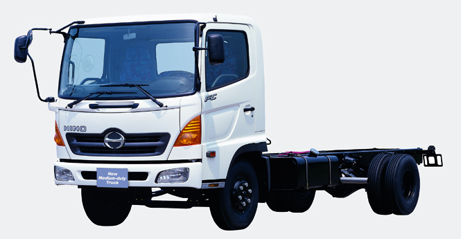 La seguridad: un aspecto fundamental de la Serie 500 de Hino.