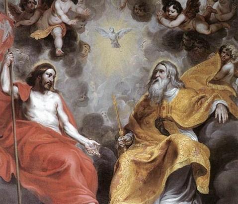 inhabitación trinitaria