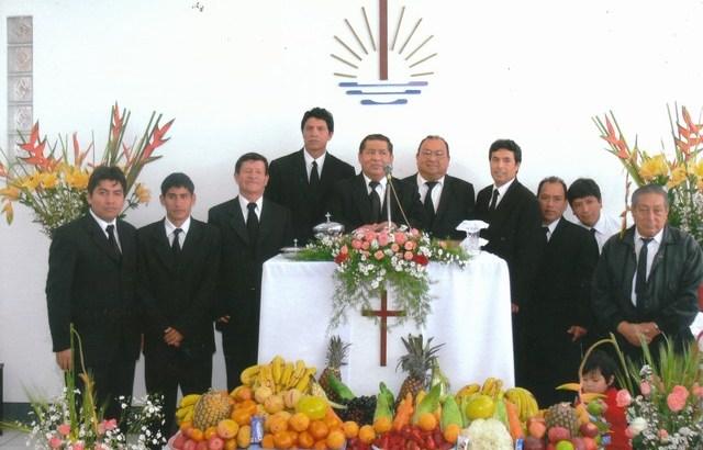 Nueva Iglesia Apostólica