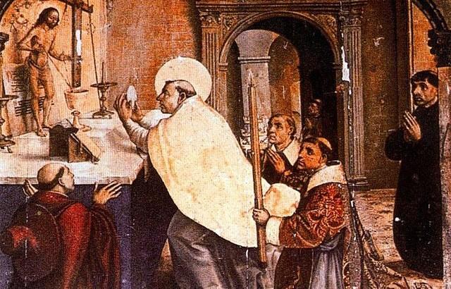 Misas gregorianas