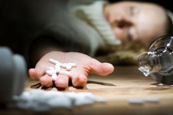klonopin overdose suicide deaths