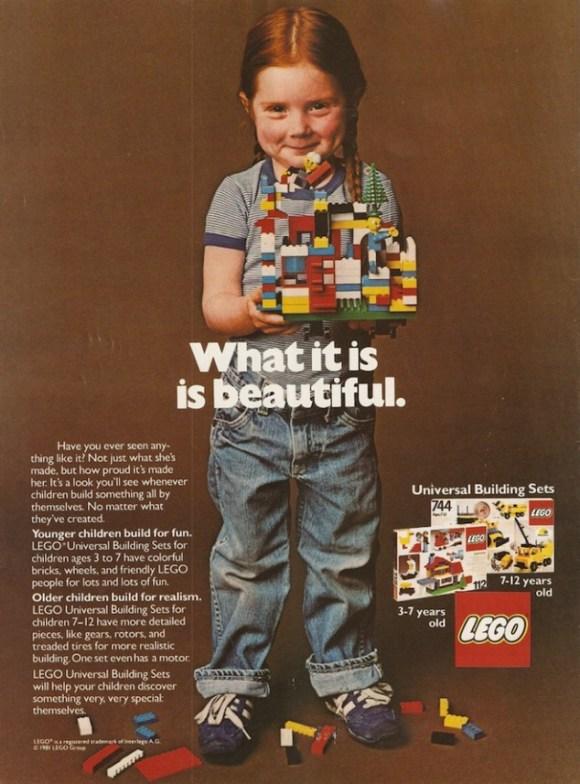 Lego Ginger