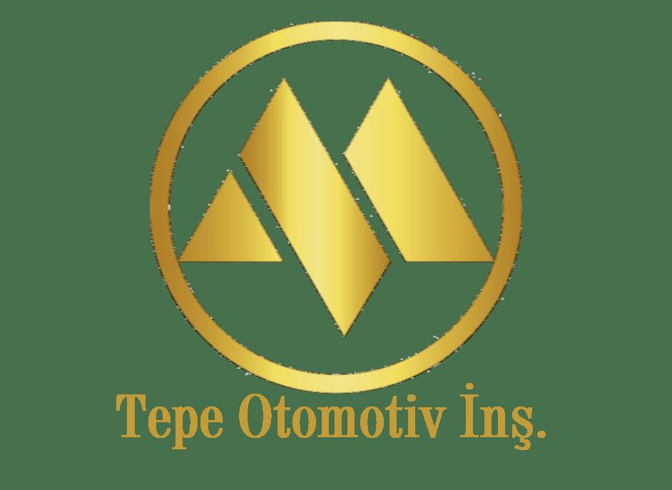 Tepe otomotiv inşaat taahhüt logo